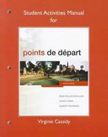 Student Activities Manual for Points de D�part 0205796273 Book Cover