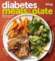 Diabetic Living Diabetes Meals by the Plate Book Cover