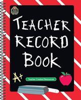 Teacher Record Book 157690119X Book Cover
