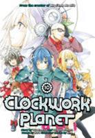 Clockwork Planet, Vol. 10 1632367203 Book Cover