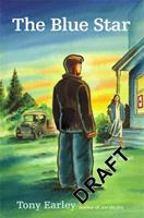 The Blue Star: A Novel 0316199079 Book Cover