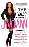 The Rules According to Jwoww 006207539X Book Cover