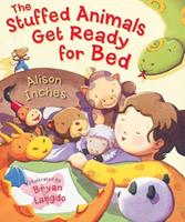 The Stuffed Animals Get Ready for Bed 0152164669 Book Cover