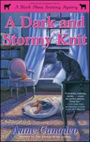 A Dark and Stormy Knit 1451644809 Book Cover