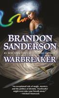 Warbreaker 0765360039 Book Cover