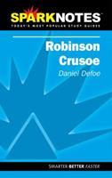 Robinson Crusoe: SparkNotes Literature Guide 1586634879 Book Cover