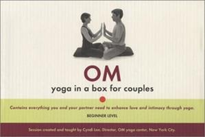 OM Yoga In A Box: Couples (Om Yoga) 1561709719 Book Cover