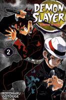 Demon Slayer: Kimetsu no Yaiba, Vol. 2 1974700534 Book Cover