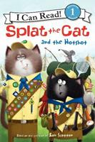 Splat the Cat and the Hotshot 0062294156 Book Cover