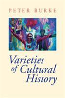 Varieties of Cultural History 0801484928 Book Cover