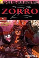 Zorro #3: Vultures (Zorro) 1597070211 Book Cover
