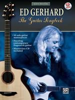 Acoustic Masterclass: Ed Gerhard -- The Guitar Songbook, Book & CD 075792011X Book Cover