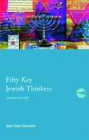 Fifty Key Jewish Thinkers 0415126282 Book Cover