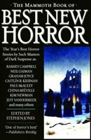The Mammoth Book of Best New Horror 14 0786712376 Book Cover