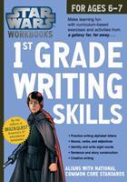 Star Wars Workbook: 1st Grade Writing Skills 0761178112 Book Cover