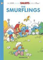 The Smurfs #15: The Smurflings 1597074071 Book Cover