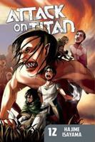 Attack on Titan, Vol. 12 1612626785 Book Cover