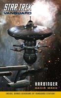 Star Trek: Vanguard #1: Harbinger: Harbinger 1416507744 Book Cover