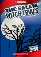 The Salem Witch Trials (Cornerstones of Freedom: Third Series) 0531276716 Book Cover