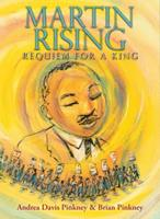 Martin Rising: Requiem For a King 0545702534 Book Cover