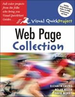 Web Page Visual QuickProject Guide Collection (Visual QuickProject Guides) 0321374657 Book Cover