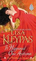 It Happened One Autumn 0060562498 Book Cover