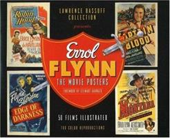 Errol Flynn: The Movie Posters 1886310106 Book Cover