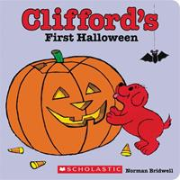 Clifford's First Halloween (Clifford the Small Red Puppy) 0545217741 Book Cover