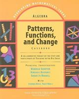 Patterns, Functions, and Change Casebook 1428405208 Book Cover