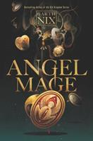 Angel Mage 0062683225 Book Cover