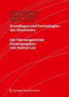 Grundlagen und Technologien des Ottomotors (Der Fahrzeugantrieb) (German Edition) 3211257748 Book Cover