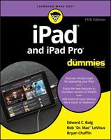 iPad & iPad Pro for Dummies