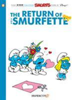 The Smurfs #10: The Return of the Smurfette 1597072923 Book Cover