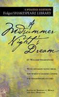 A Midsummer Night's Dream 0812035844 Book Cover