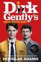 Dirk Gently's Holistic Detective Agency 0671692674 Book Cover