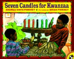 Seven Candles for Kwanzaa 0590677268 Book Cover