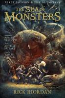 Percy Jackson and the Olympians: The Sea of Monsters: The Graphic Novel 142314550X Book Cover