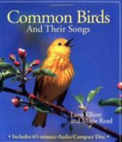 Common Birds and Their Songs (Book and Audio CD) 0395912385 Book Cover