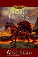 Dragons of a Fallen Sun 0786918071 Book Cover