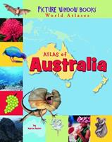 Atlas of Australia 1404838813 Book Cover