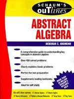 Schaum's Outline of Abstract Algebra 0070069956 Book Cover