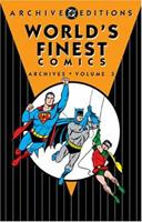 World's Finest Comics Archives, Volume 3  (Archive Editions (Graphic Novels)) 1401204112 Book Cover