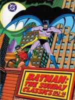 Batman: The Sunday Classics 1943-1946 1402747187 Book Cover