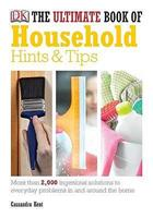 The Ultimate Book Of Household Hints & Tips 1405349336 Book Cover