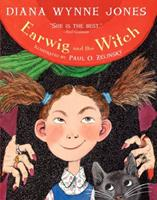 Earwig and the Witch 006207511X Book Cover