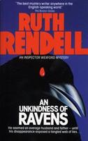 An Unkindness of Ravens 0345327462 Book Cover