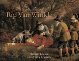 Washington Irving's Rip Van Winkle 0803705204 Book Cover