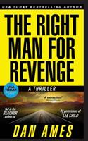 The Right Man for Revenge 1979140235 Book Cover