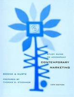 Contemporary Marketing Study Guide 0030314046 Book Cover