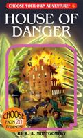 House of Danger 1933390069 Book Cover